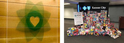 KVC Holiday Heroes Image