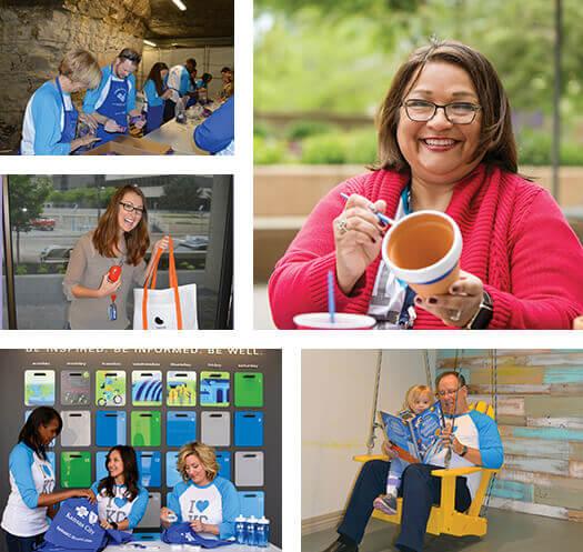 National Volunteer Appreciation Week Image