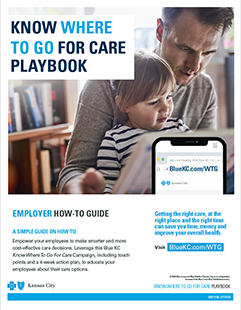 Where to Go Playbook